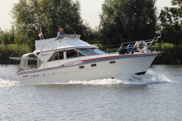 Fairline Corniche 31 Flybridge