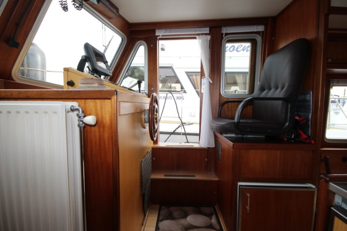 One Off Trawler 1300